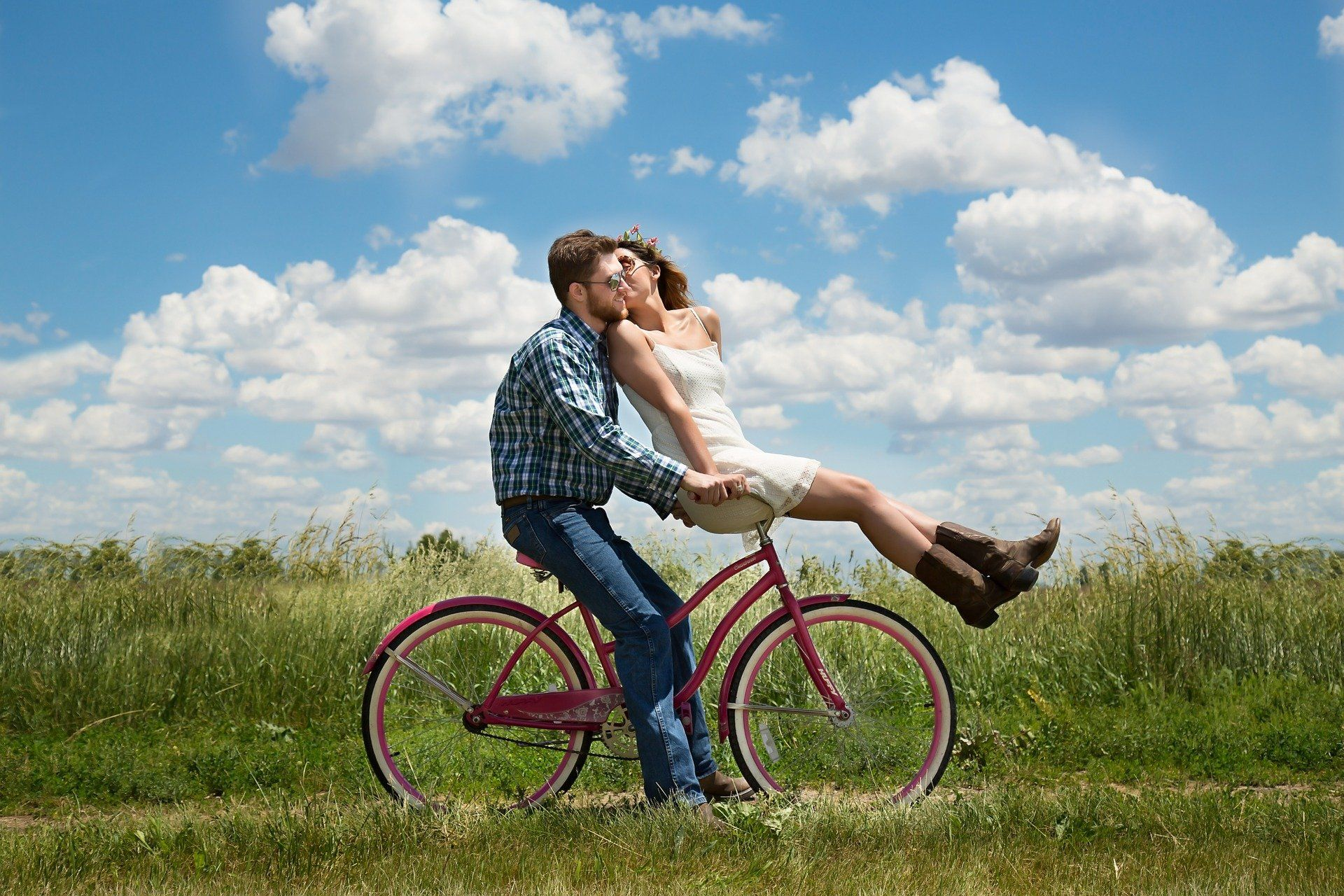 couple-bike